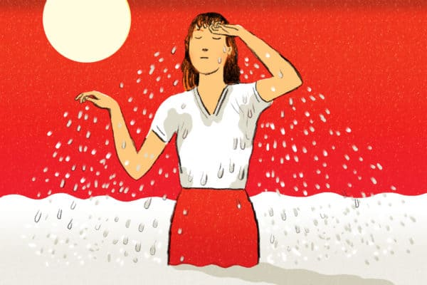 Excess Sweating - Symptoms, Causes and Treatment. 4
